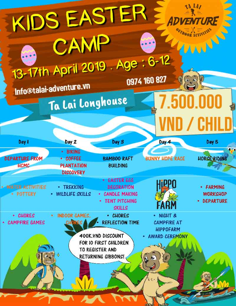 Kids Easter Camp
